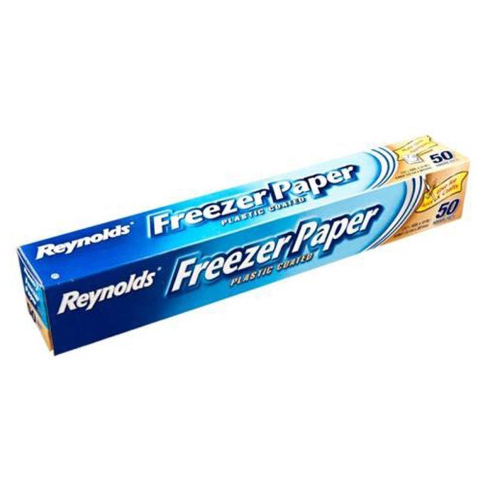 Freezer paper