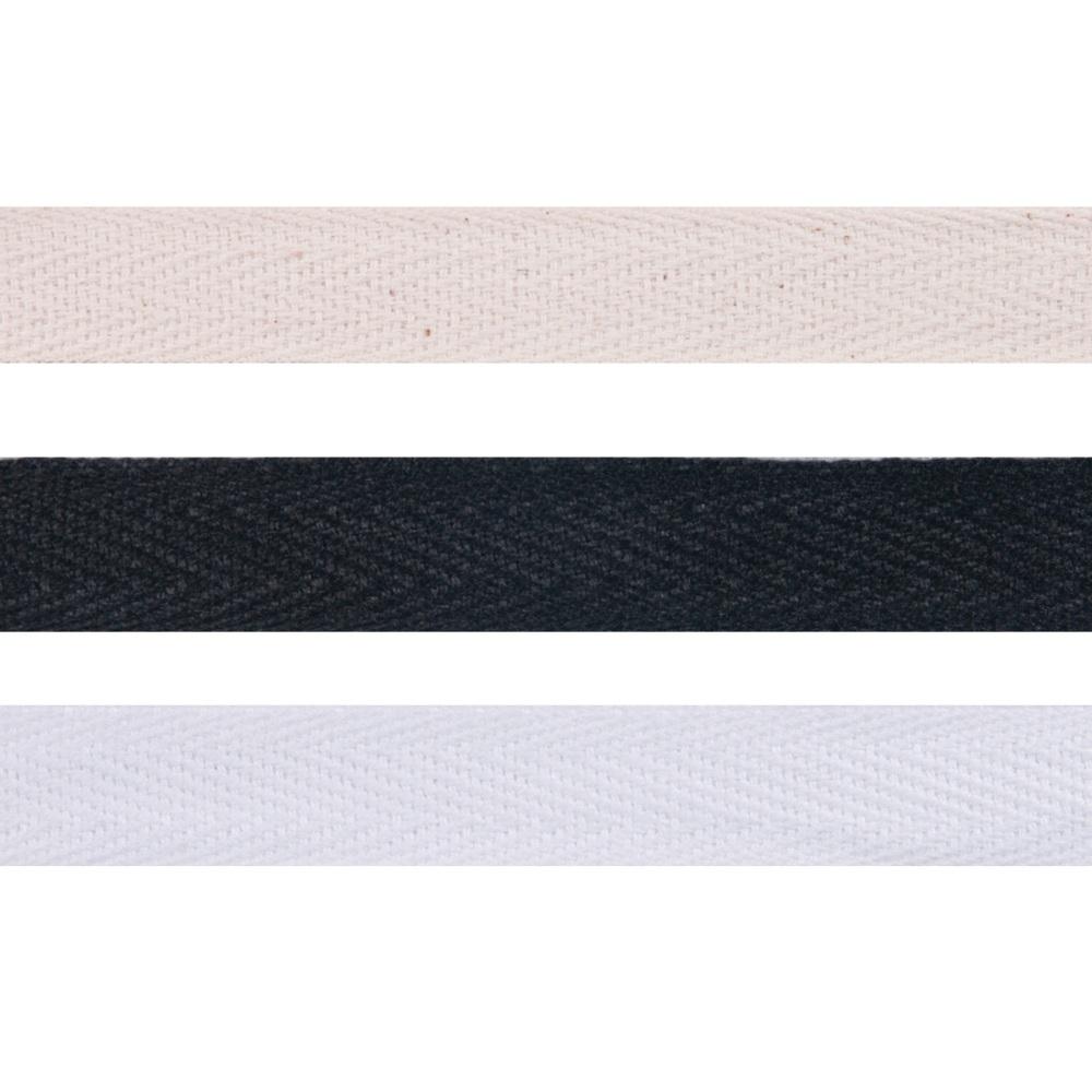 Cotton twill tape - 10mm