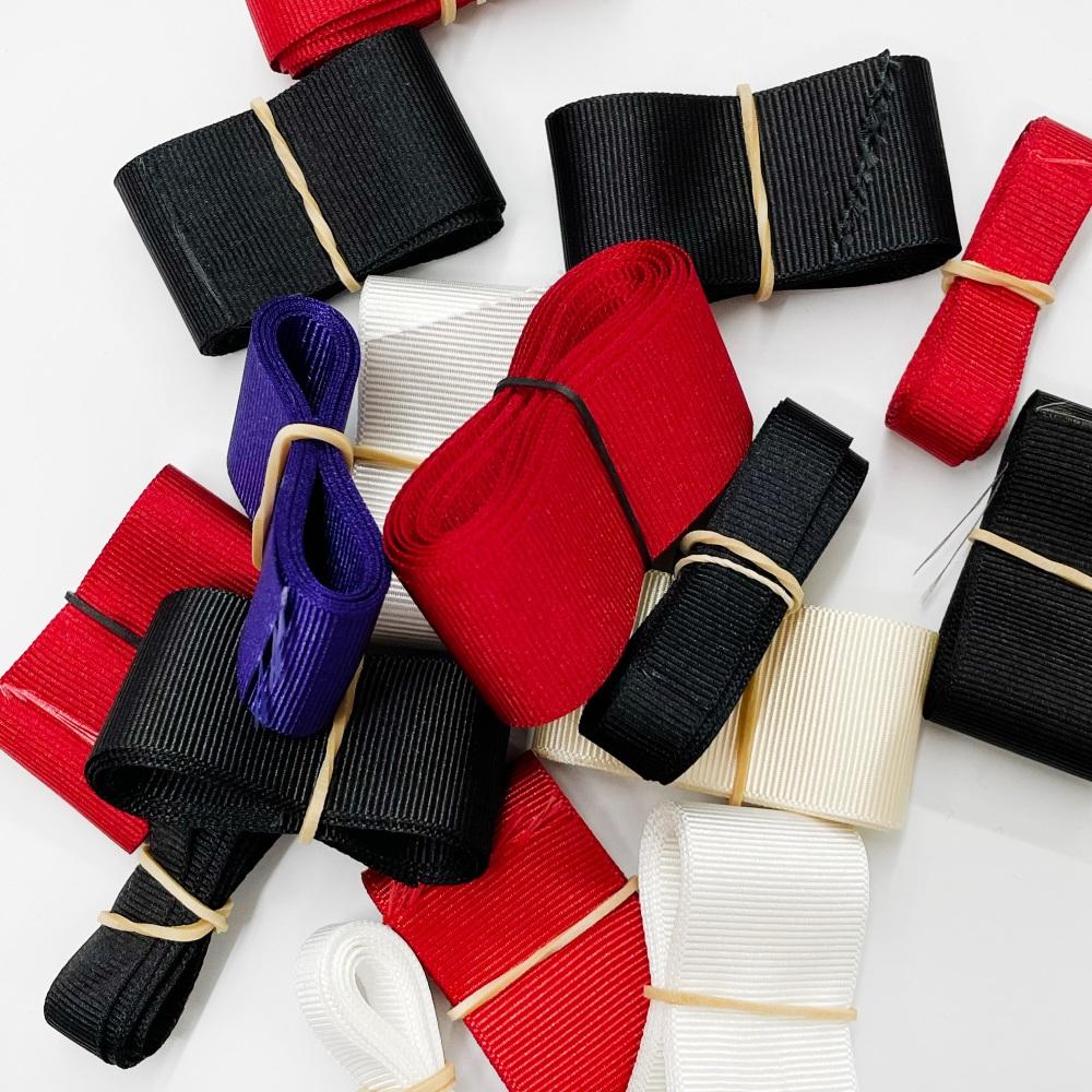 Grosgrain ribbon bundle