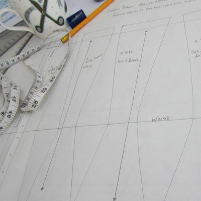 Mr.Seamstress: Corset making 101: Pattern and materials