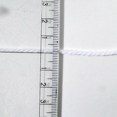 Piping Cord - very thin, size 00