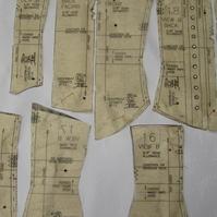 trace a corset pattern