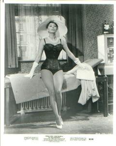 sophia loren corset
