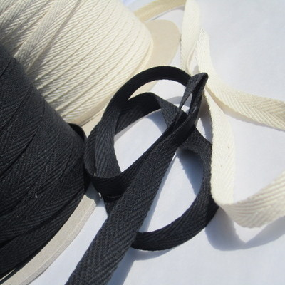 Cotton twill tape 10mm