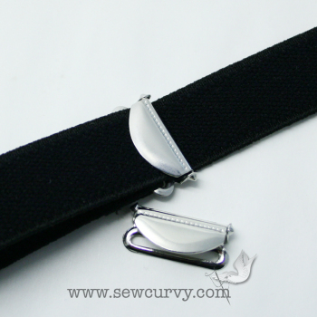 Adjustable sliders for suspenders