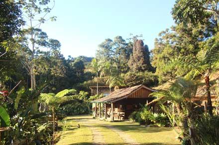 Itororo Lodge, Brazil
