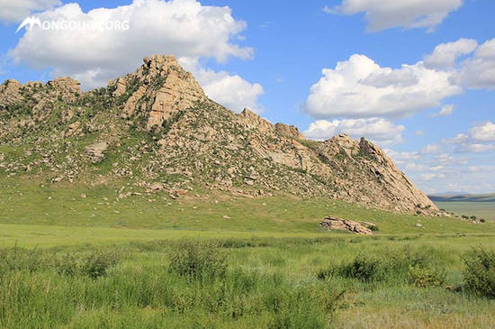 Mountain-and-Steppe