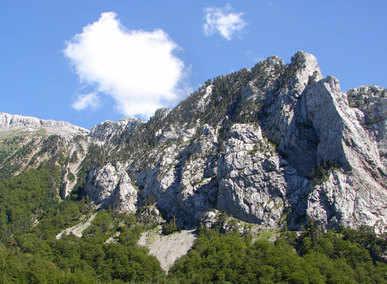 Pyrenees Scenery