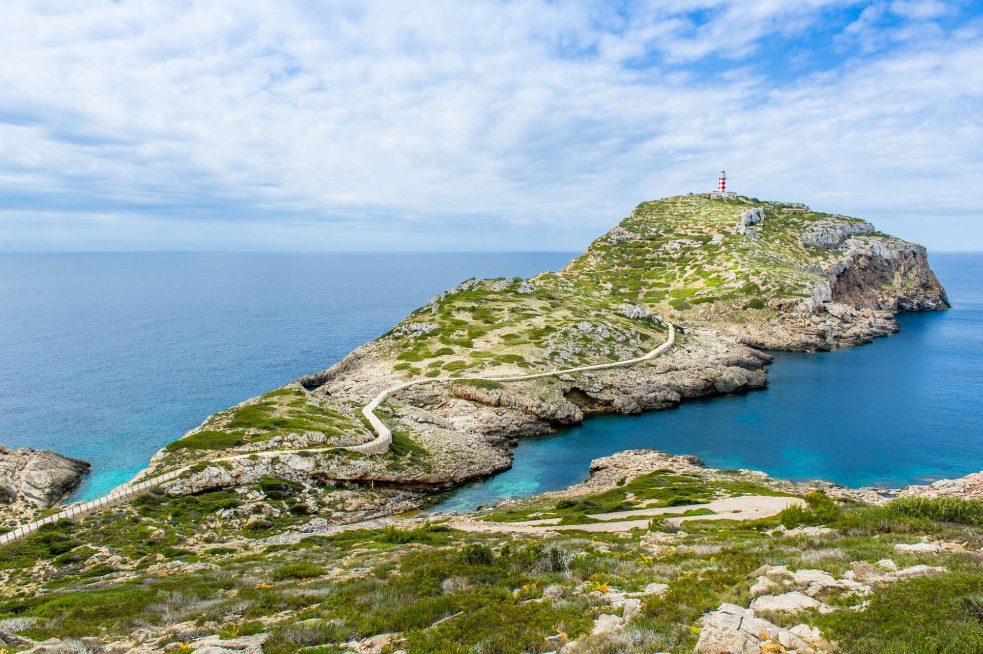 Cabrera Island, Mallorca