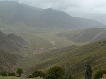 Himalayan Snowcock Walk