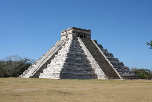 Chichen Itza copyright Kim and Cindy Risen