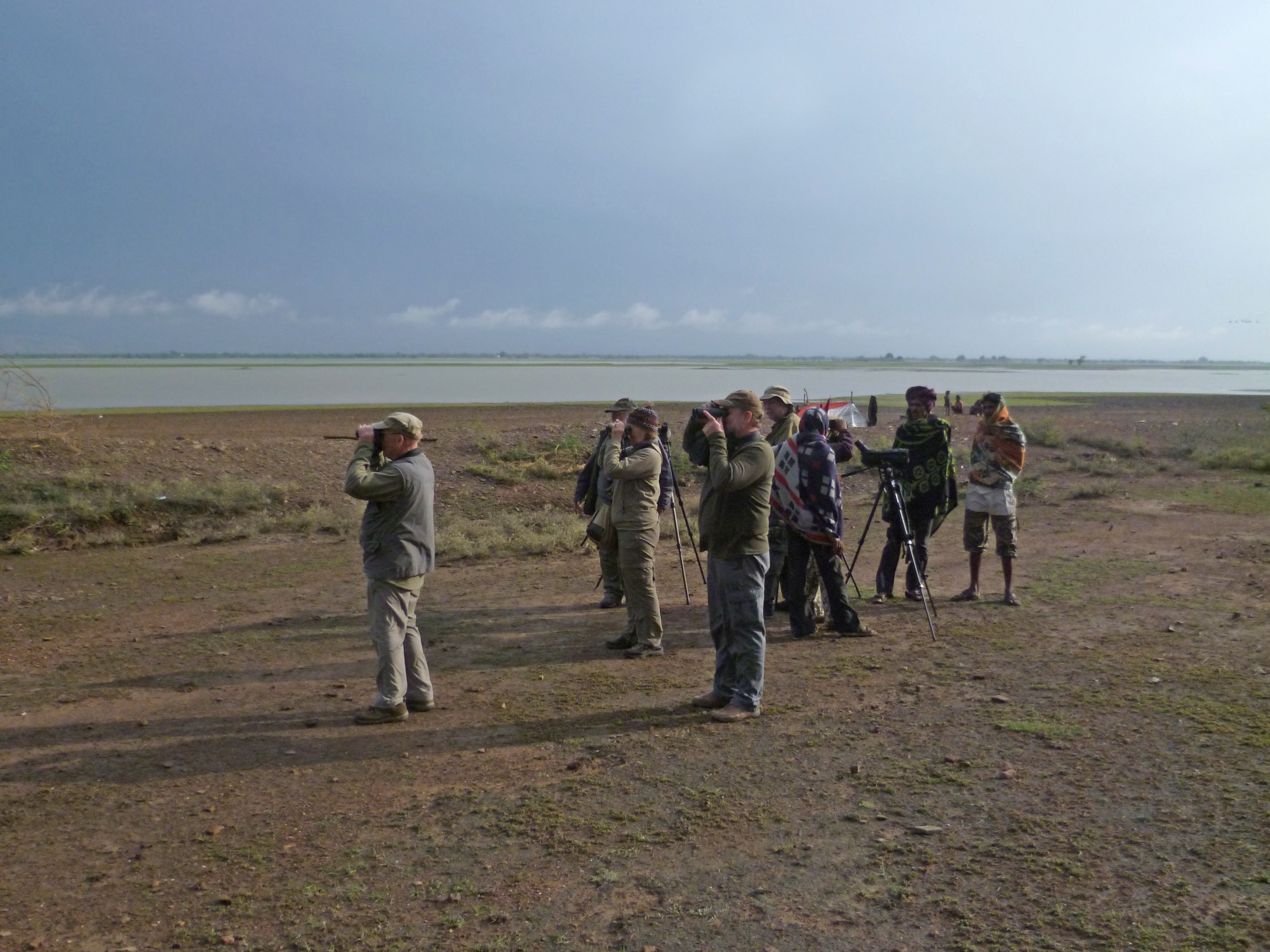 Zoothera Birding group in India