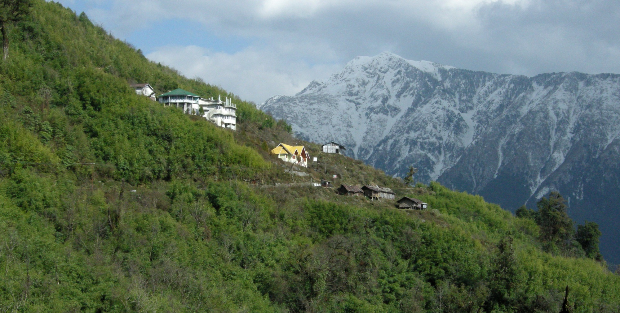 mayodia rest house, mishmi hills