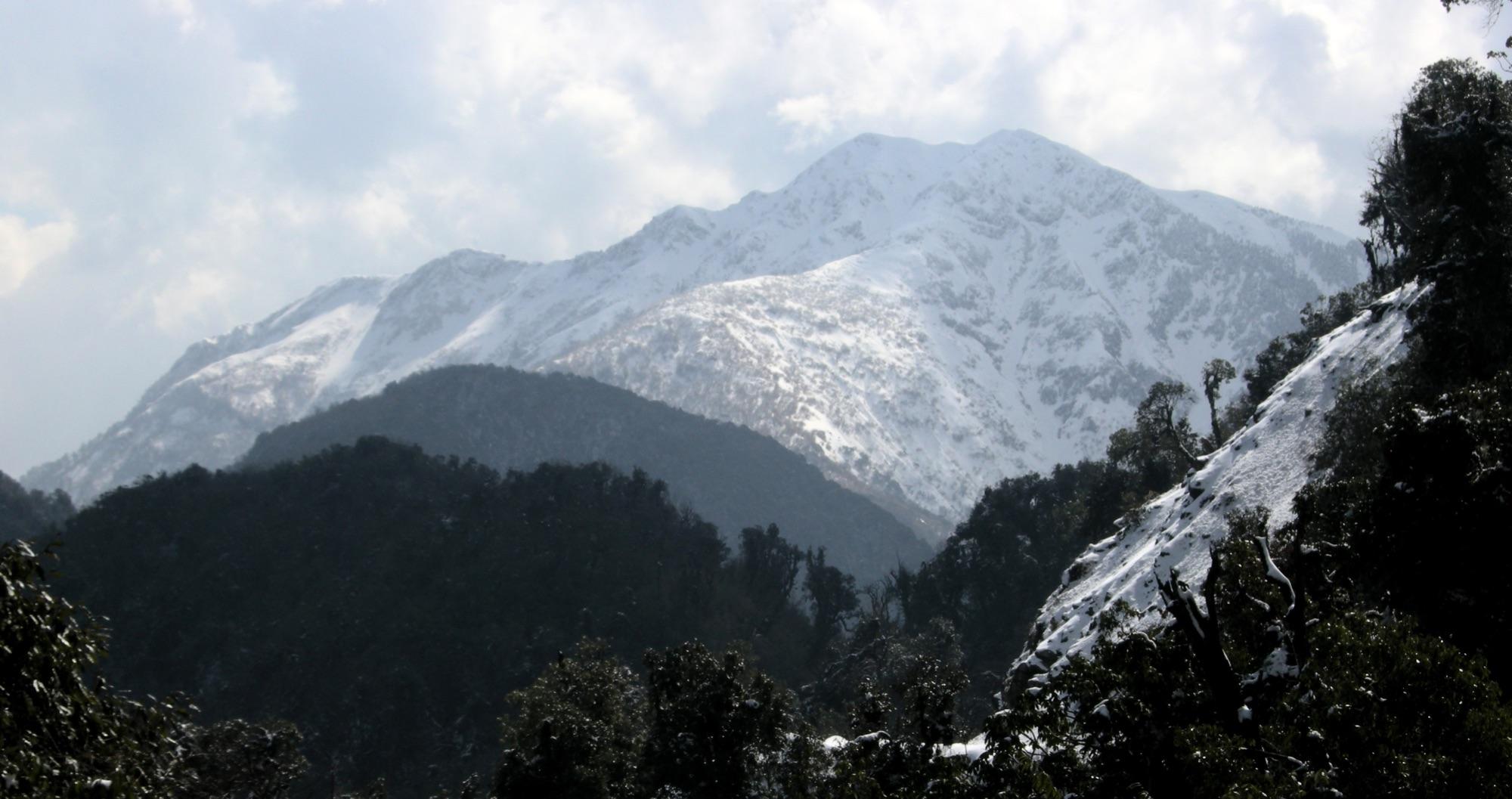 mishmi hills scenery