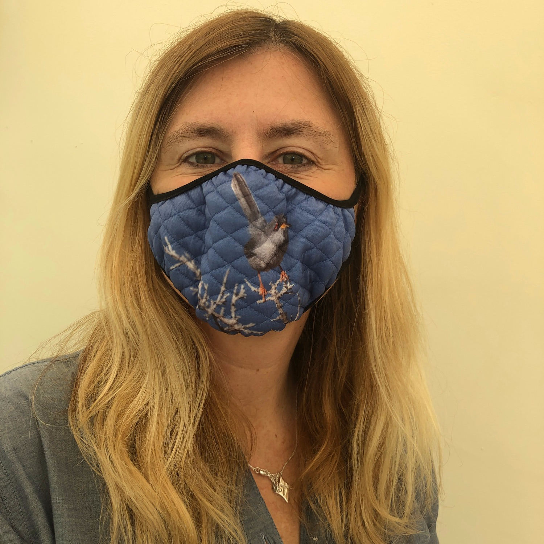 Face Masks for Birding