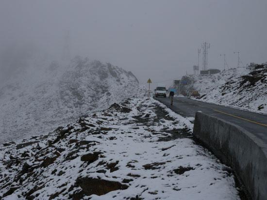 Balangshan-Pass