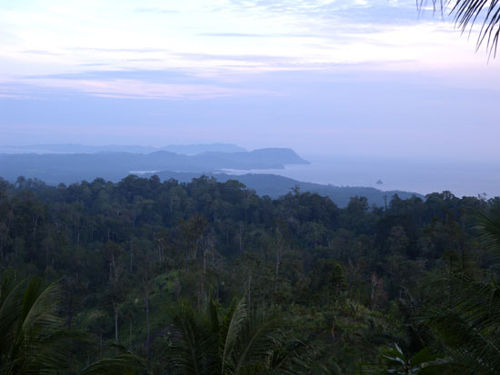 Halmahera-View