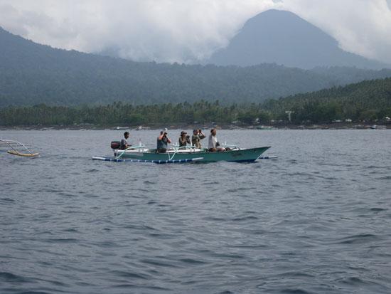 Boat-ride-at-Tangkoko