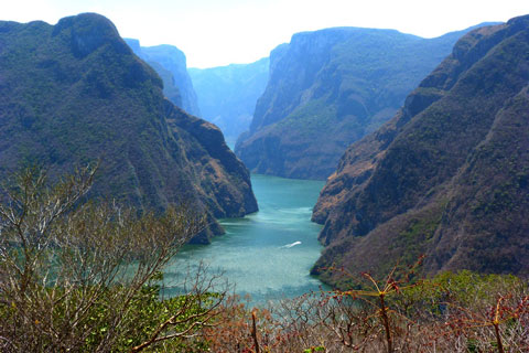 Sumidero by Dave Mackay