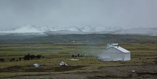 Tibetan Plateau scenery