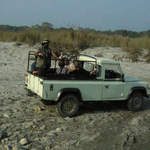 Jeep Safari at Chitwan