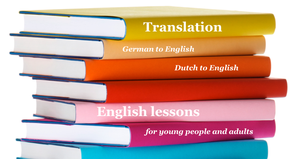 Front page image translation teaching