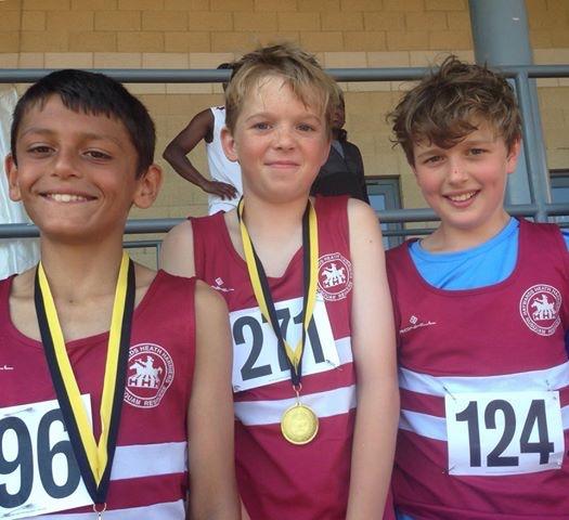 HHH Juniors medals K2 August 2019