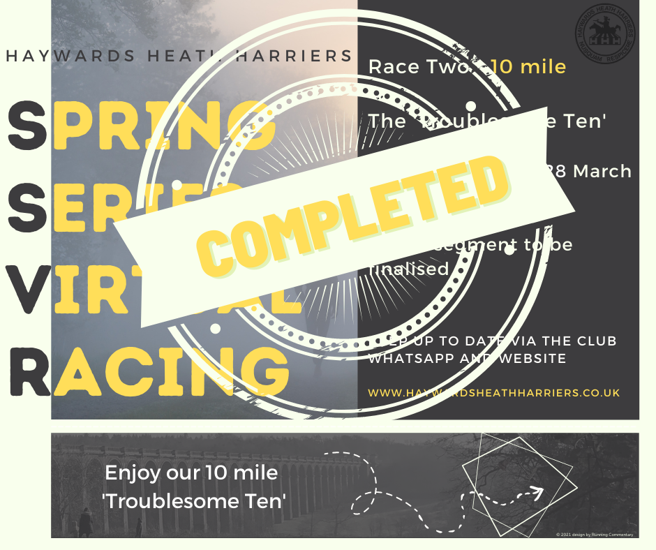 HHH Spring Series - Troublesome Ten promo