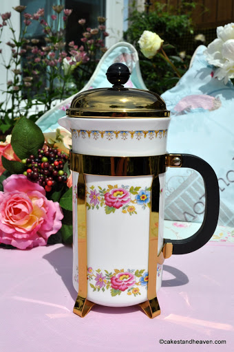 Royal Grafton Malvern Pattern Cafetiere c.1957+