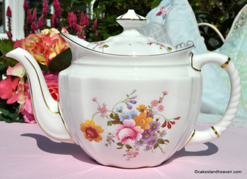 Royal Crown Derby Posies Large Teapot