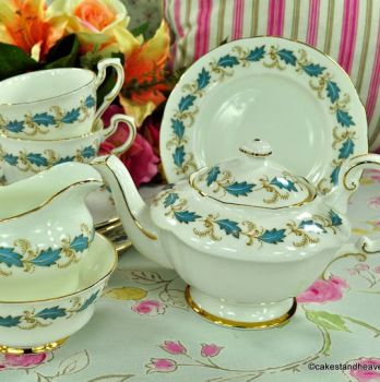 Paragon Affection Vintage China Tea For Two Tea Set c.1957+