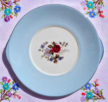 Royal Grafton Favourite Fine Bone China Vintage Cake Plate