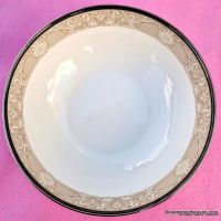 Royal Doulton Abbey Hall Champagne Accent Dessert Dishes