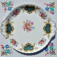 Royal Albert Berkeley Cake Plate