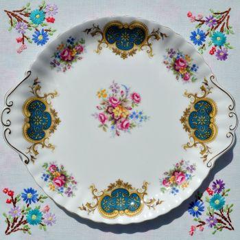 Royal Albert Berkeley Cake Plate