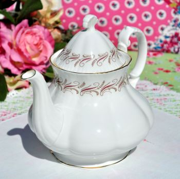 Royal Standard Harmony Vintage China Teapot