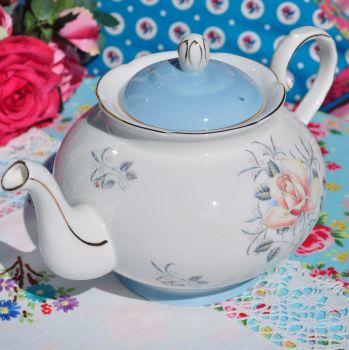 Royal Grafton Mayfair Blush Rose 2 Pint Teapot c.1957+