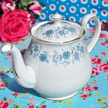 Colclough Braganza Vintage Bone China Teapot