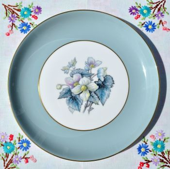 Royal Worcester Woodland Fine Bone China Cake Plate