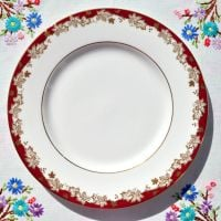 Royal Doulton Winthrop H.4969 Fine Bone China Cake Plate
