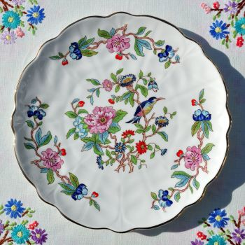 Aynsley Pembroke 26cm Cake Serving Plate