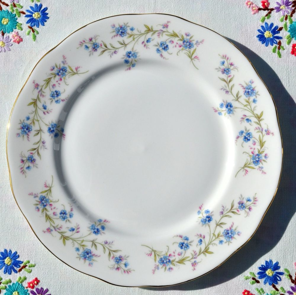 Duchess Tranquillity Vintage Bone China 21cm Plate
