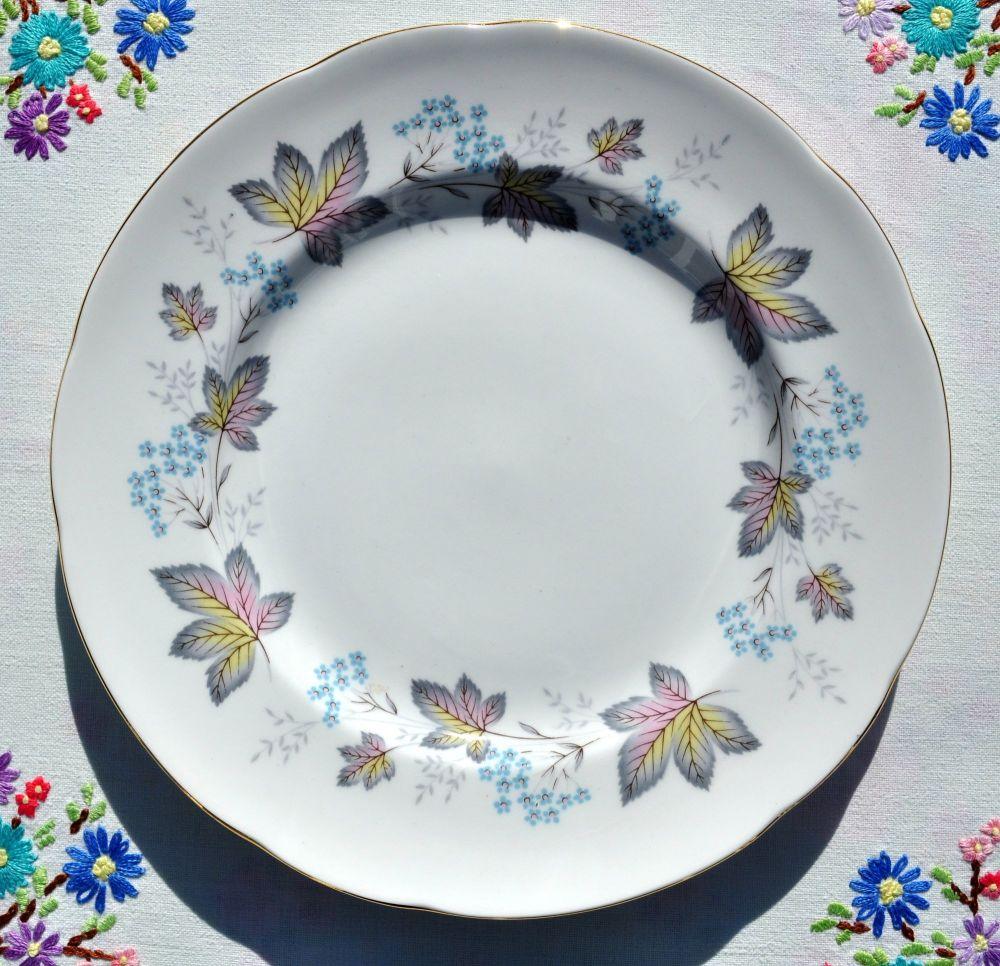 Paragon Enchantment Fine Bone China 20cm Vintage Plate