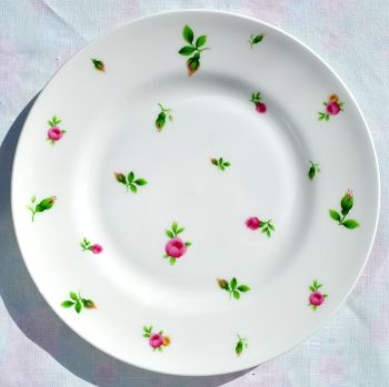 Royal Albert New Country Roses Bone China 8 inch Plate