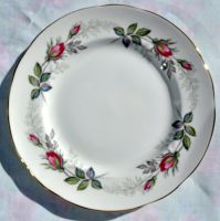 Paragon Bridal Rose Fine China 20.5cm Plate