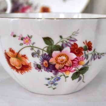 Royal Crown Derby Posies Open Sugar Bowl c.1967