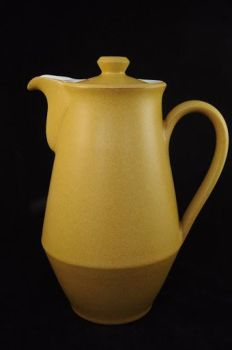 Denby Ode Vintage Coffee Pot with Lid