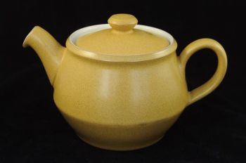 Denby Ode Vintage One and Half Pint Teapot with Lid