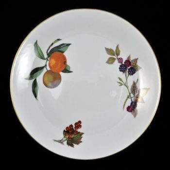 Royal Worcester Vintage Evesham Gold Round Bread and Butter Plate