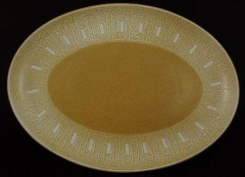 Denby Ode Vintage Serving Platter